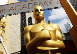 Oscars können auch im Buchhandel inszeniert werden