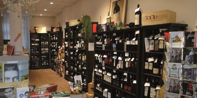 »Eine Kiste Wein schafft eine Buchhandlung immer«