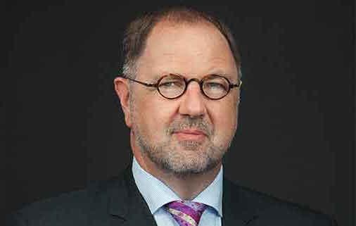 Klaus-Peter Stegen macht in Big Data
