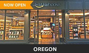 Amazon Books in Portland ist am Netz
