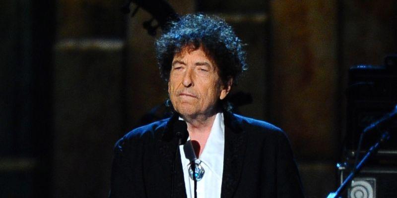 Goldmedaille für Bob Dylan