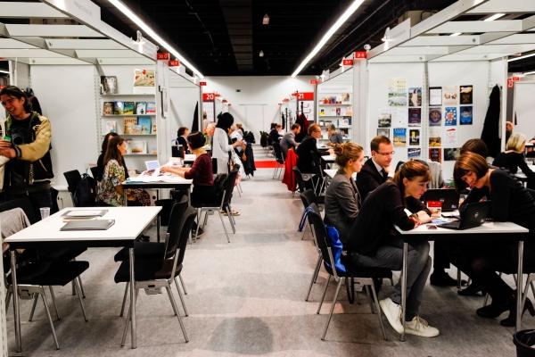 Literaturagenten ziehen positive Buchmesse-Bilanz