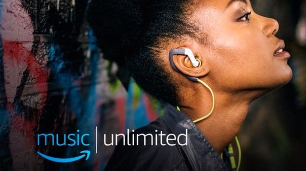Amazon verbreitert Musikkanal