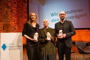 Bayerischer Buchpreis für Andrea Wulf und Heinrich Steinfest