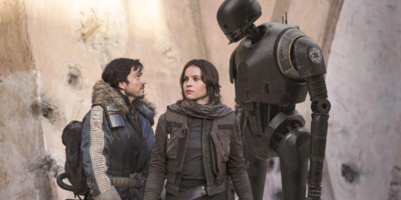 "Szenenbild ""Rogue One: A Star Wars Story"" (Foto: Jonathan Olley)"