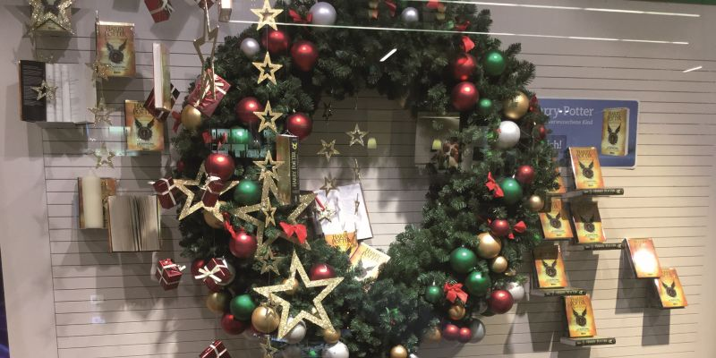 Start ins Weihnachtsgeschäft