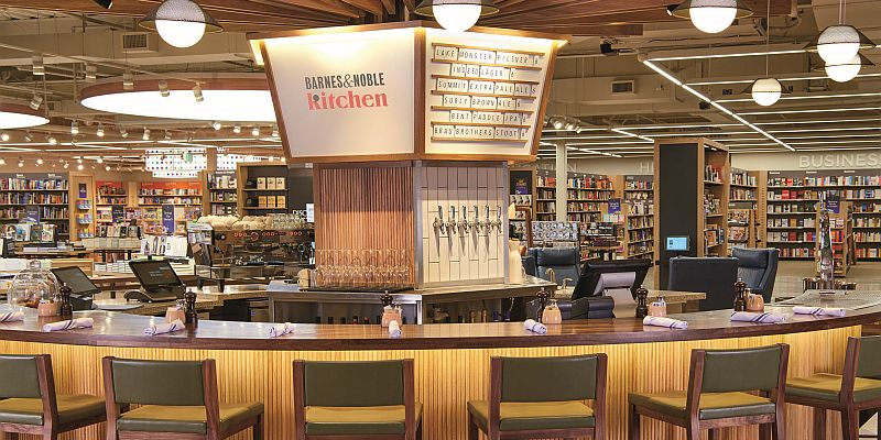 So sieht Barnes & Nobles neue Bücherbühne aus