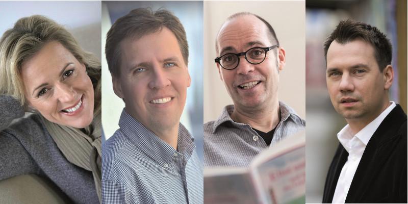 Vielschreiber Moyes und Kinney verkaufen die meisten Bücher