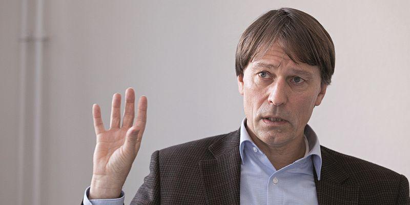 Joerg Pfuhl: »Wir haben Millionen Buchkäufer verloren«