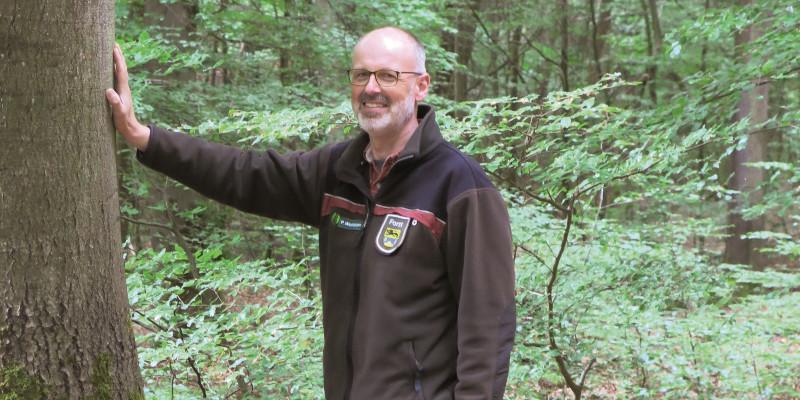 »Meine Bücher sind schriftliche Waldführungen«