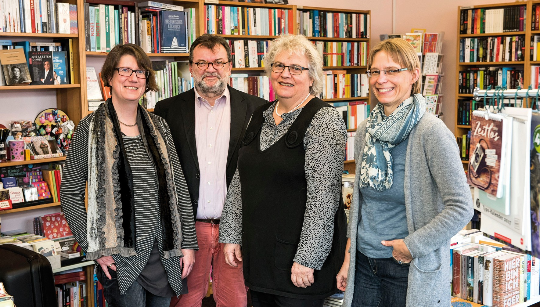 Bessunger Buchladen: E-Mail-Grüße vom Buchhändler - buchreport