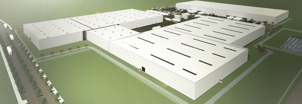 KNV Logistik mietet 43.000 qm als Erfurter Reservelager