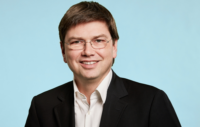 Michael Kusche, Herstellungsleiter, Reclam Verlag. Bild: Verlag