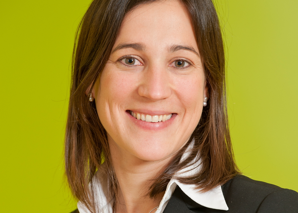 Karoline Frankenberger. Foto: BMI Lab