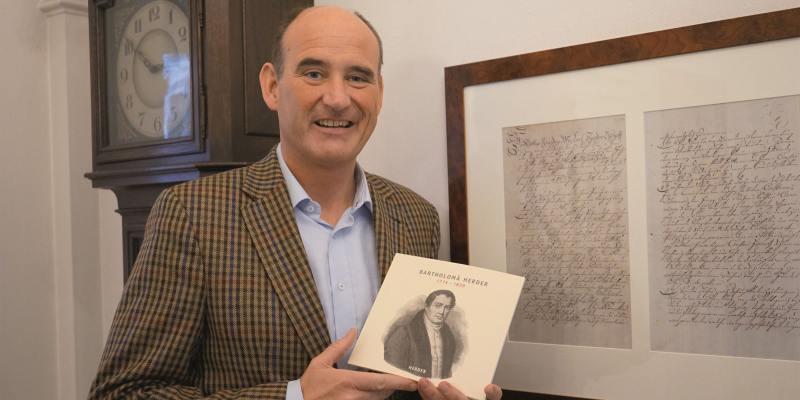 Manuel Herder: »Buchhandel ist eine Zukunftsbranche«