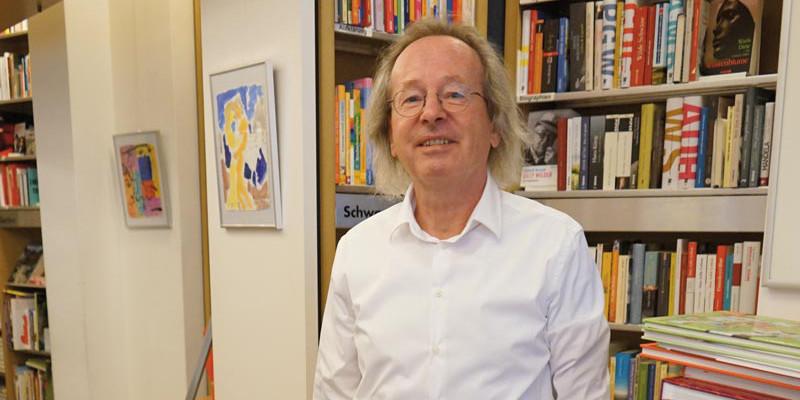 »Der Staat sollte auch den Buchhandel unterstützen«