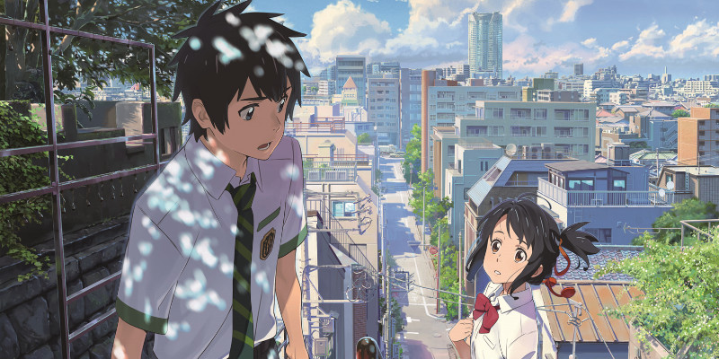 Der Erfolgs-Anime »Your Name.« kommt ins Kino