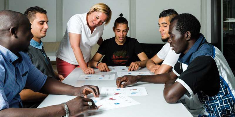 Für nachhaltige Integration in Schule und Berufswelt