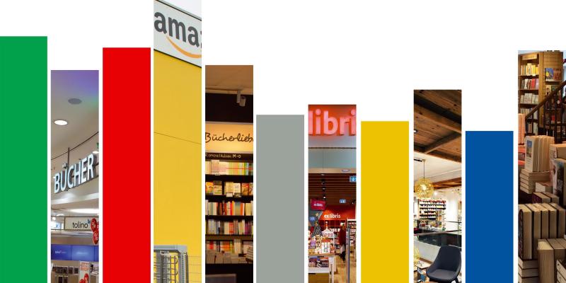 Die größten Buchhändler 2017/18