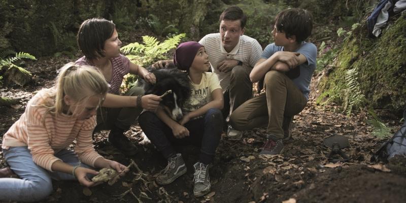»Fünf Freunde und das Tal der Dinosaurier« kommt in die Kinos