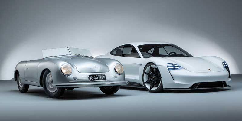 Porsche: Kultmarke mit Buchappeal