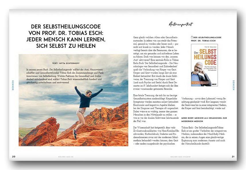 Digitales Büchermagazin soll als Schaufenster für spirituelle Themen ...