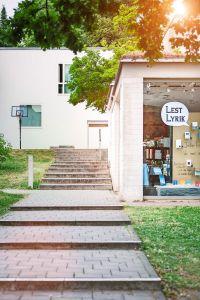 Hier lernt man Verlagshandwerk: der mediacampus Frankfurt. Foto: nodesign.