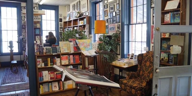 Square Books dominiert Oxford