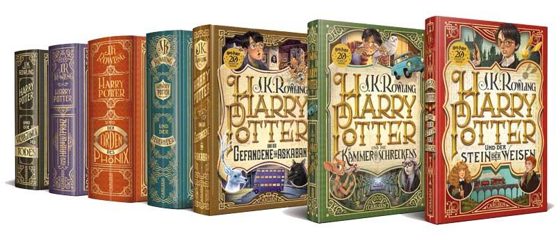 Zauberlehrling Im Neuen Look Carlsen Kundigt Harry Potter Neuausgaben An Buchreport