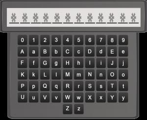 Abbildung 5: 12-stelliges Passwort aus 62 Zeichen