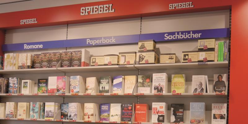 Bestseller sind stärker als im Vorjahr