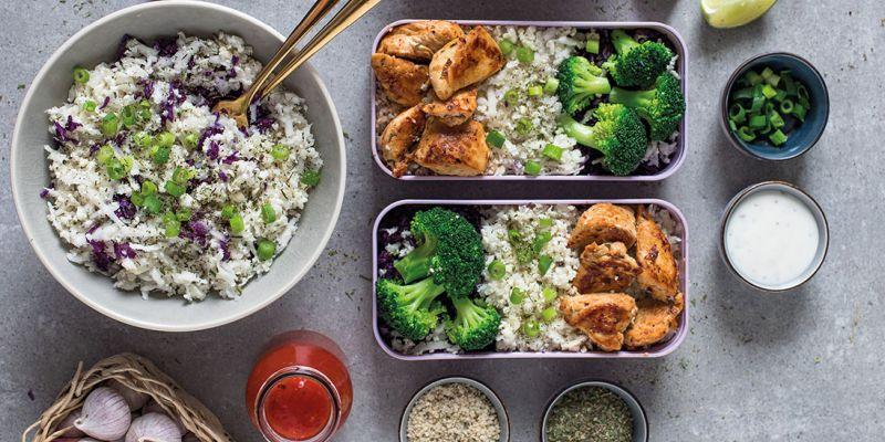 Mit Meal Prep gegen die Verschwendung