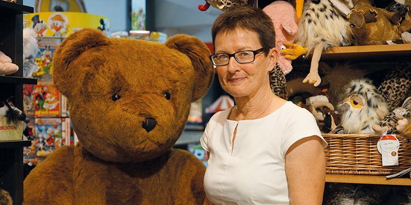 Teddy & Co. befeuern auch die Kundenfrequenz