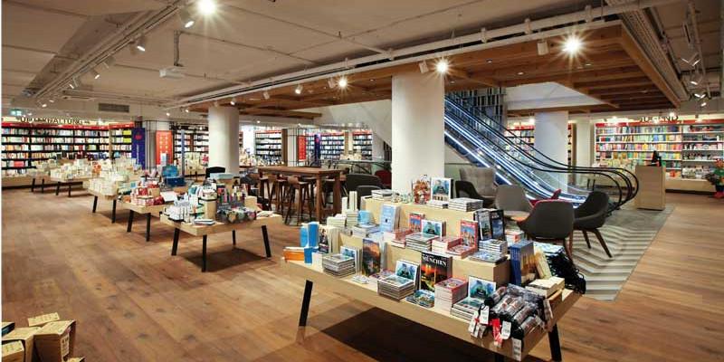 Neue Buchhandlungen: Ein bisschen wie zu Hause
