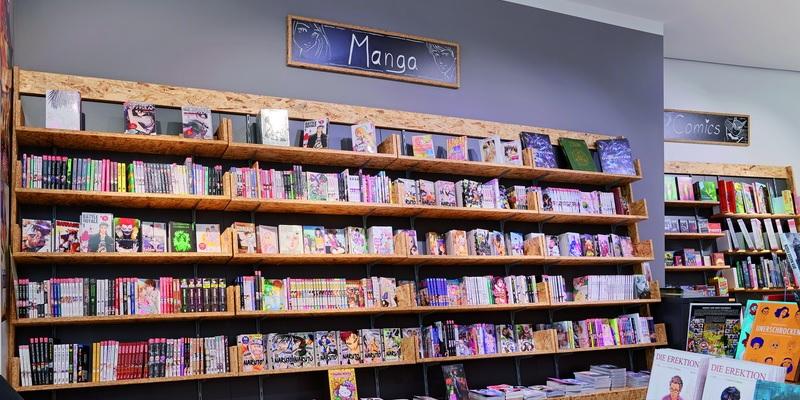 Im stabilen Manga-Markt setzen Animes die Impulse
