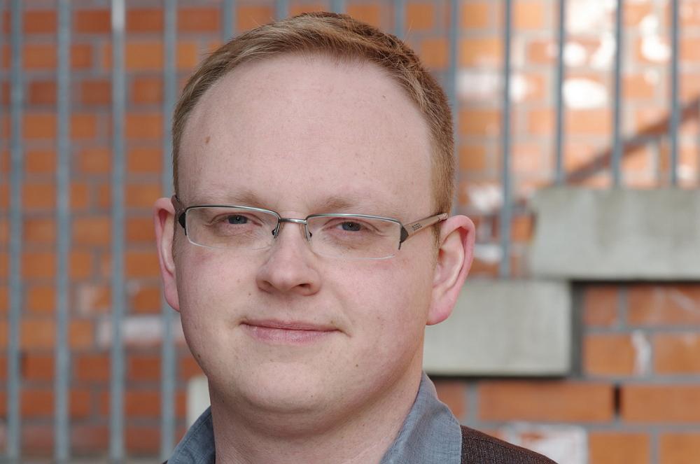 Christoph Brosius. Foto: privat