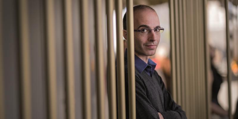 Yuval Noah Harari: Ein Historiker mit Weitblick
