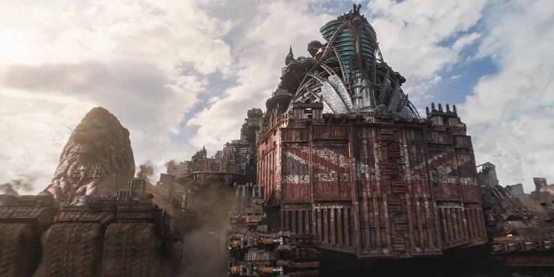 »Mortal Engines« kommt in die Kinos