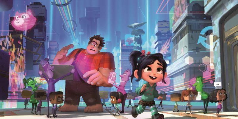 »Ralph reichts 2 – Chaos im Netz« kommt in die Kinos