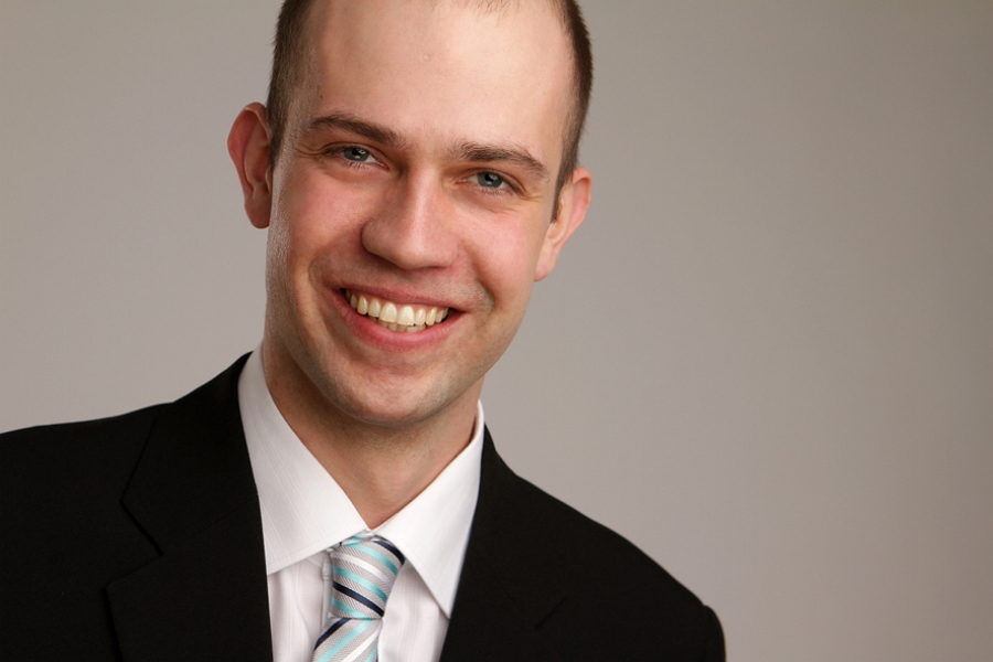 Daniel Wrigley, Spezialist für Search und Analytics. Foto: SHI.