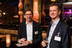 Johannes Stricker (Hörbuch Hamburg) und Christoph Ostermann