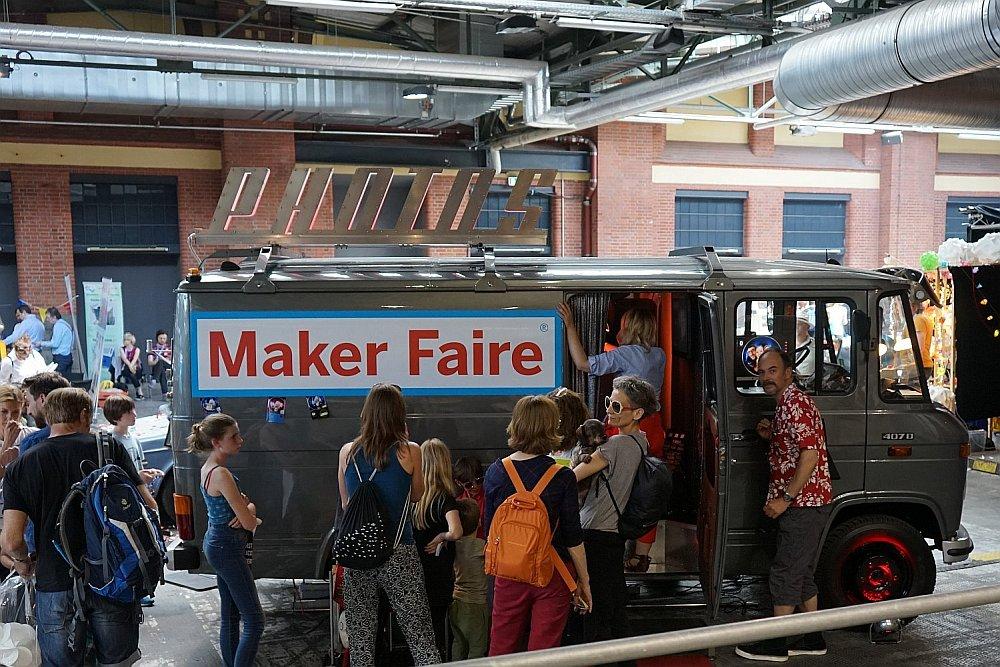 Maker Faire Berlin 2017
