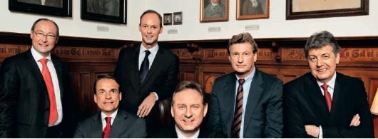 Bertelsmann-Verlage schwächeln