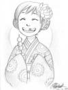Zeichnungen für Japan