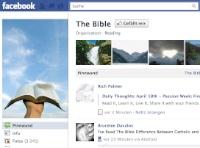 Bibel vor Bieber