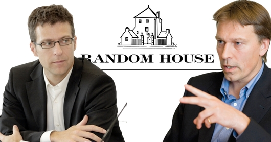 Frank Sambeth wird neuer Random-House-Chef