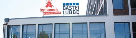 Bastei Lübbe will Eichborn kaufen