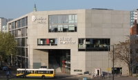 Verlagszentrum im Aufbau
