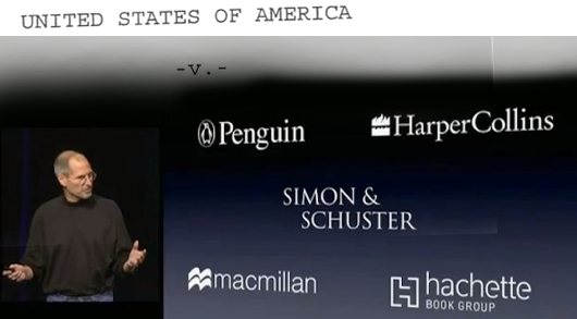 USA ziehen gegen Großverlage vor Gericht
