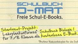 Schulbuch-O-Mat ist startklar
